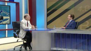Embargoed! Başkanı Fahri Zihni – BRTK 4. Boyut Programına Katıldı