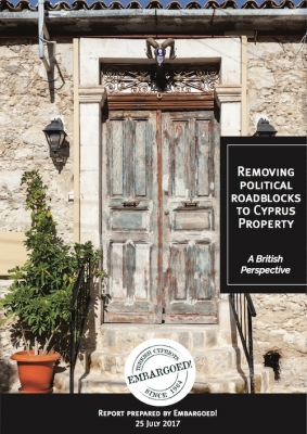 "Embargoed! ""Cyprus Talks"" Property Report – July 2017"