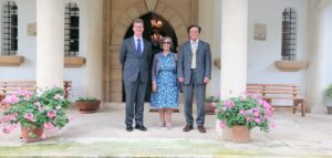 Embargoed! meets British High Commissioner in Cyprus